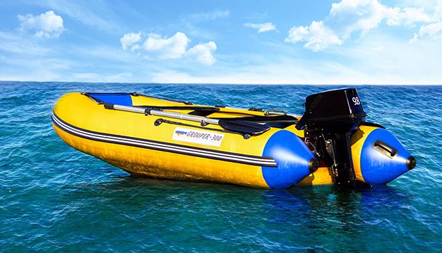 Конструкция ПВХ лодок Grouper2.jpg
