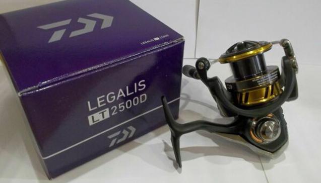 Катушка для спиннинга Daiwa Legalis 2500.jpg