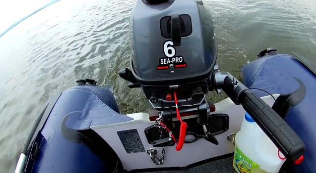 Лодочный мотор Sea Pro 6 л. с. - main.jpg