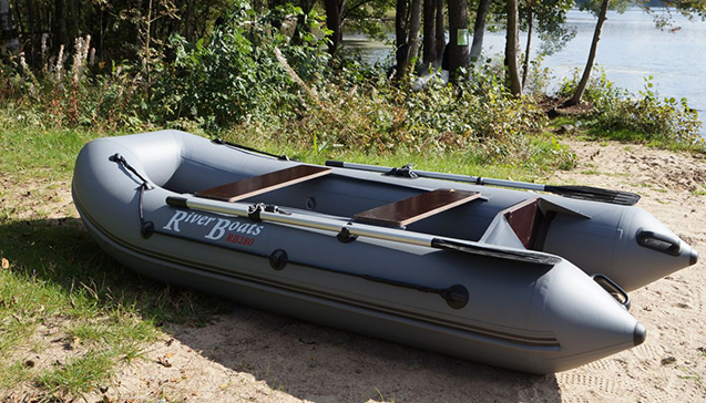 Лодки ПВХ Riverboats (Ривер Боатс).jpg