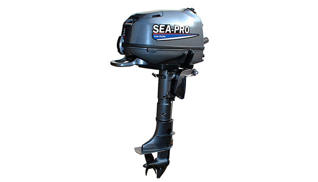 Лодочный мотор Sea Pro 5 л. с. - model.jpg