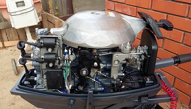 Лодочный мотор Yamaha 25 л. с. - teh2.jpg