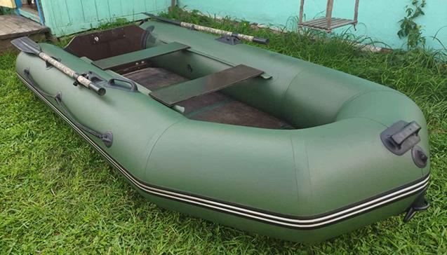 Надувные лодки Лоцман М 290 ЖС.jpg