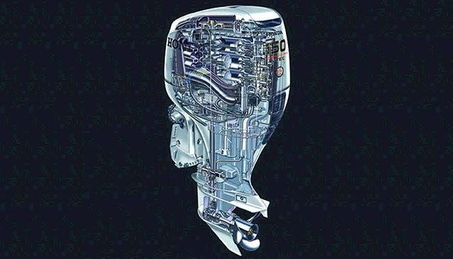 Лодочный мотор Honda 150-teh.jpg