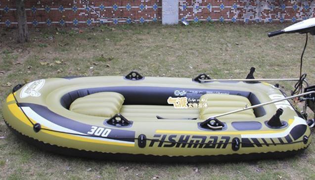 Надувная лодка «Fishman – 300.jpg