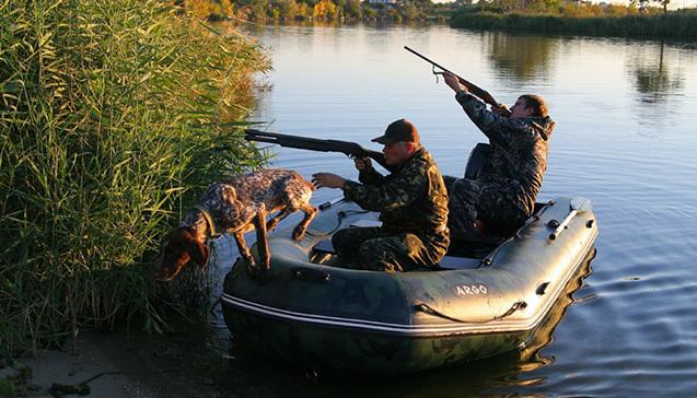 Какие надувные лодки подходят для охоты.jpg