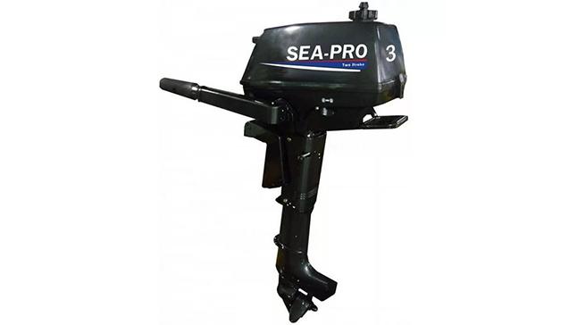 Лодочный мотор Sea Pro 3 л. с. - model.jpg