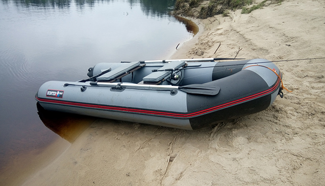 Лодки ПВХ Хантер (HUNTER).jpg