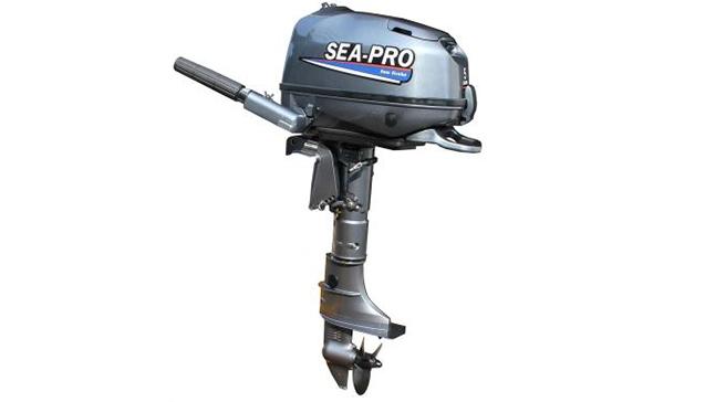 Лодочный мотор Sea Pro 6 л. с. - model.jpg
