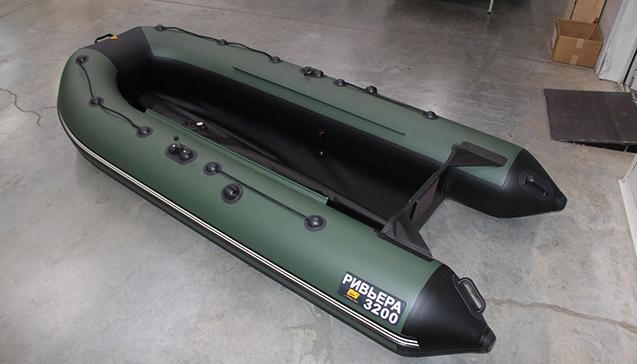 Лодки ПВХ Ривьера 3200.jpg