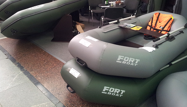 Лодки ПВХ Fort Boat (Форт Боат).jpg