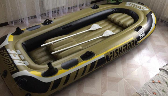 Надувные лодки Fishman (Фишман) 350.jpg